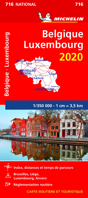 BELGIQUE, LUXEMBOURG 2020