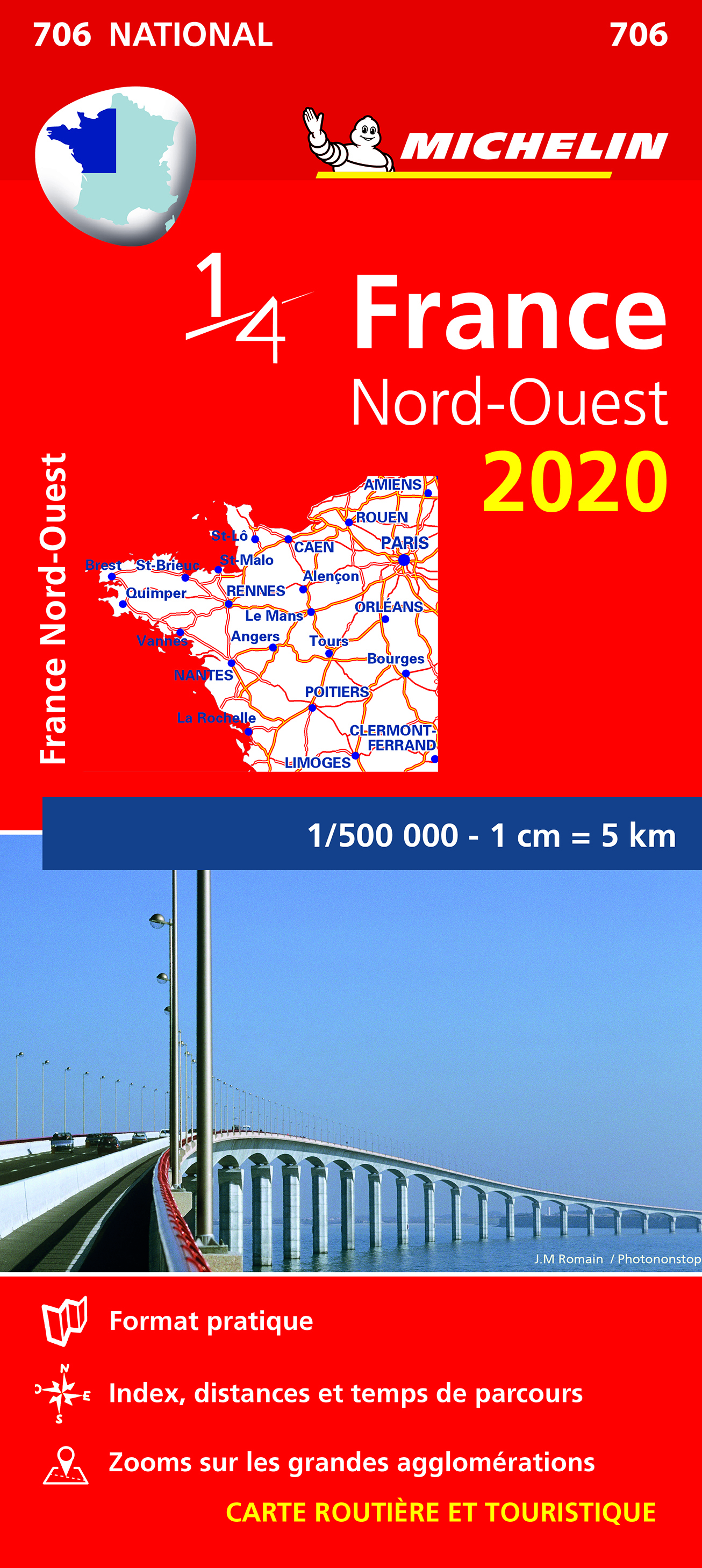 CN 706 FRANCE NORD-OUEST 2020