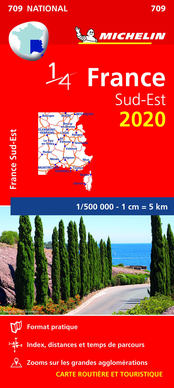 CN 709 FRANCE SUD-EST 2020