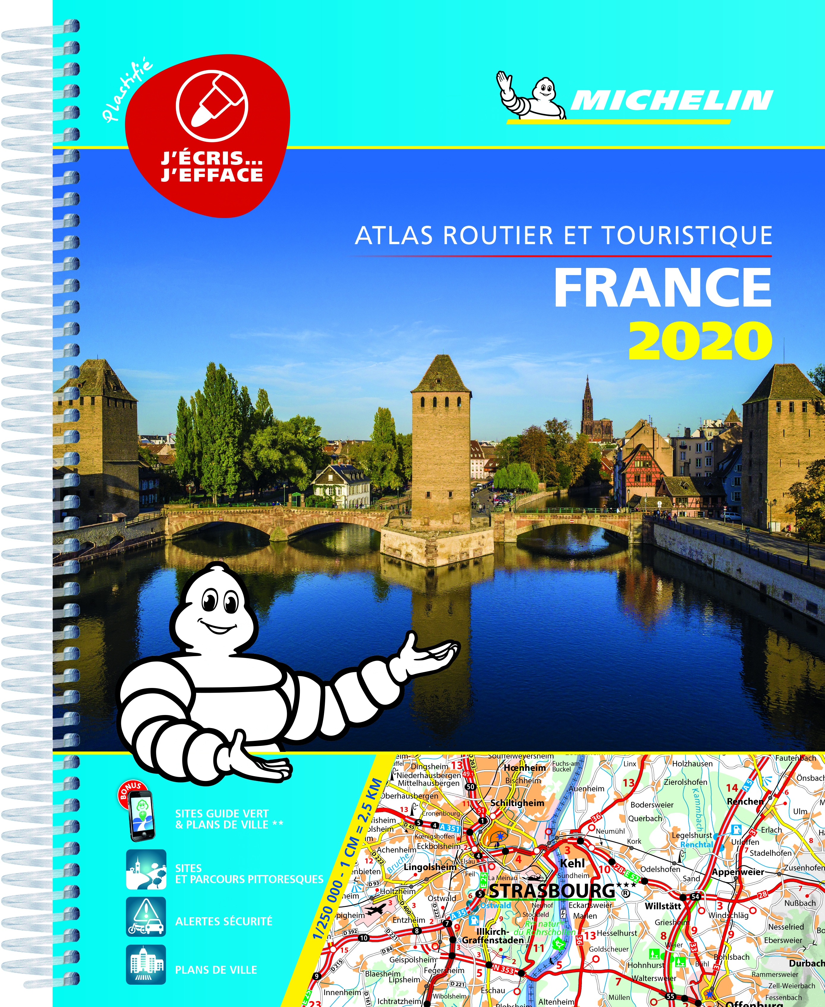 ATLAS FRANCE PLASIFIEE 2020
