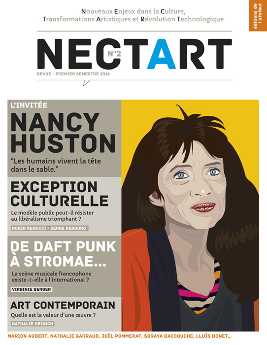 NECTART # 2  NANCY HUSTON