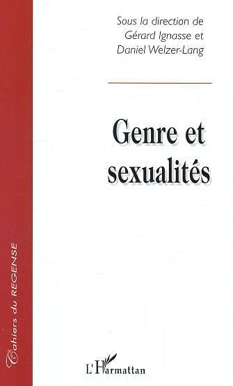 GENRE ET SEXUALITES