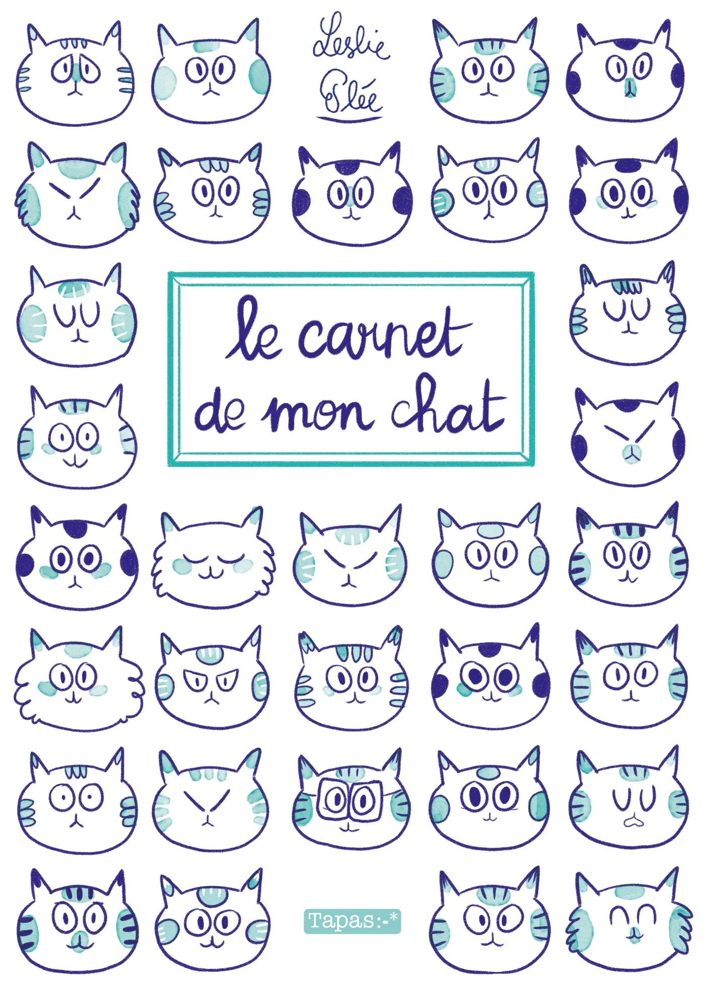 CARNET DE MON CHAT