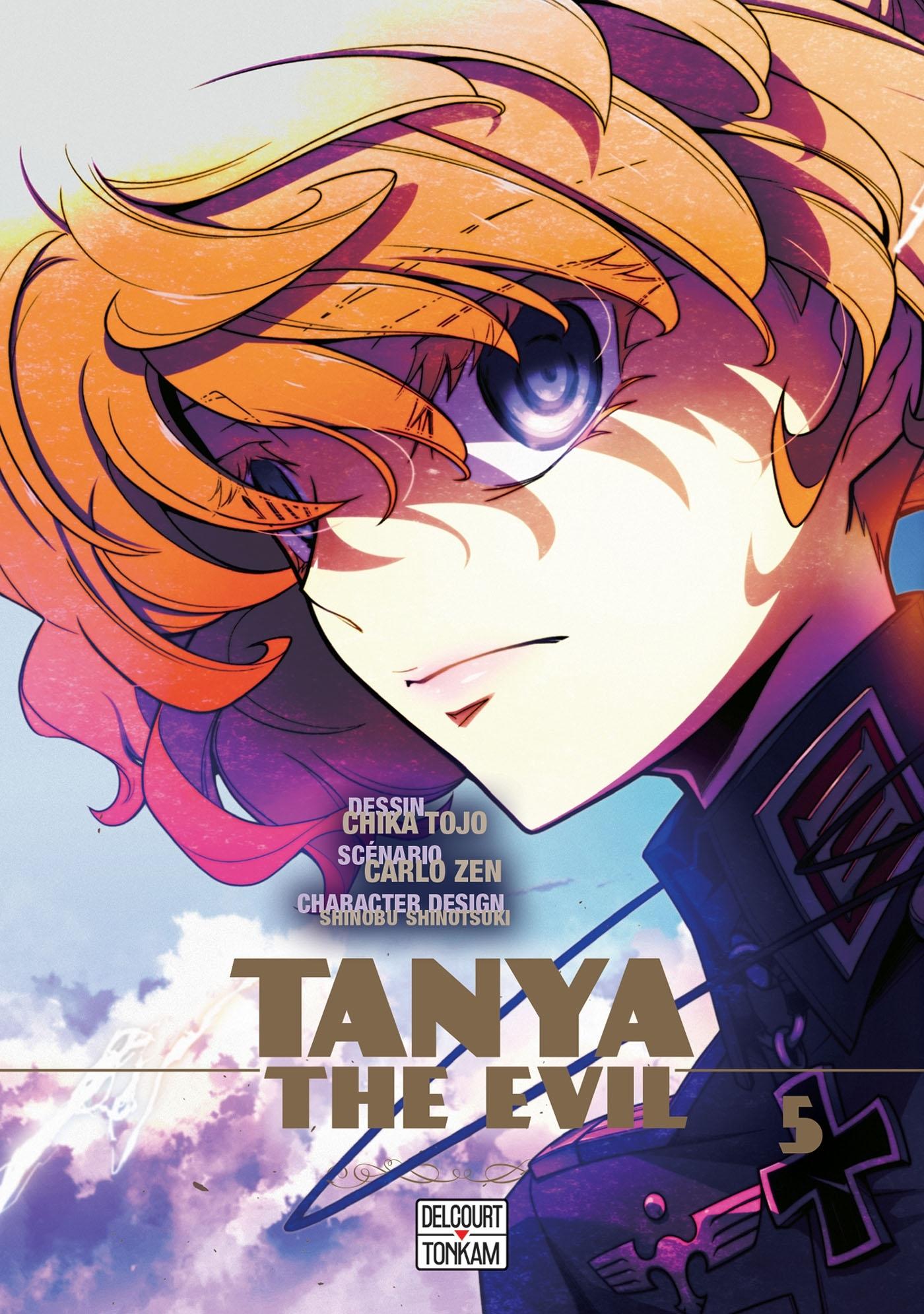 SAGA OF TANYA THE EVIL - T05 - TANYA THE EVIL 05