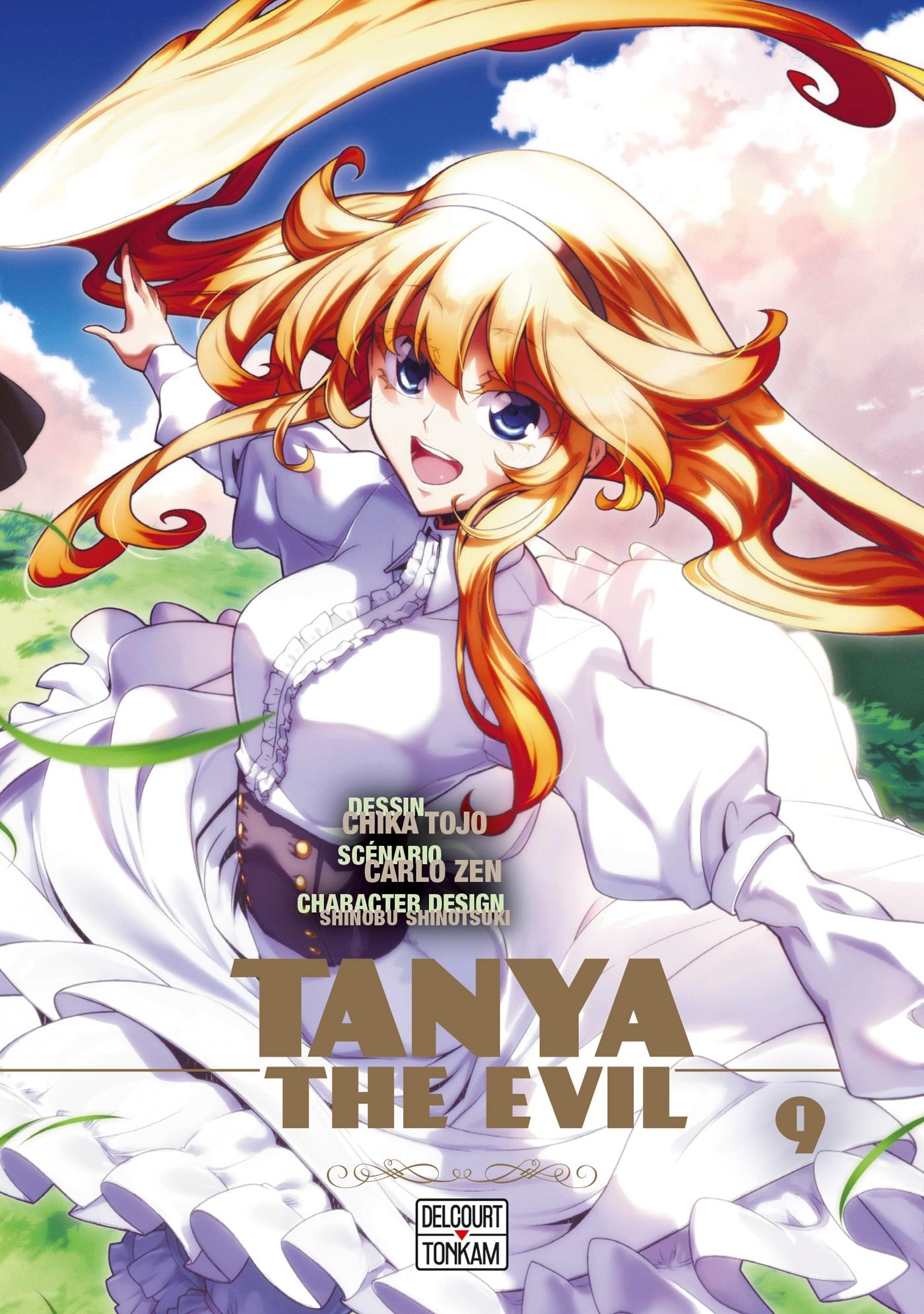 SAGA OF TANYA THE EVIL - T09 - TANYA THE EVIL 09