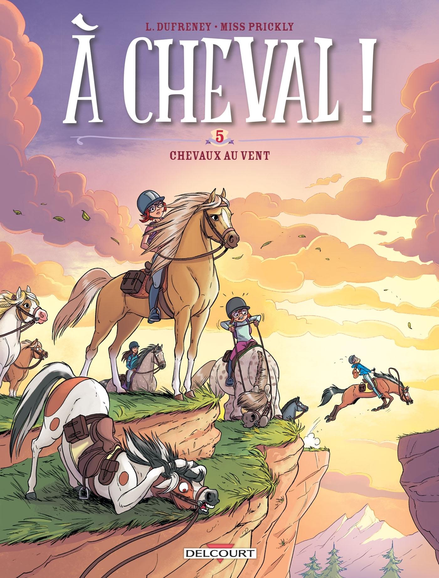 A CHEVAL ! T05 - CHEVAUX AUX VENTS