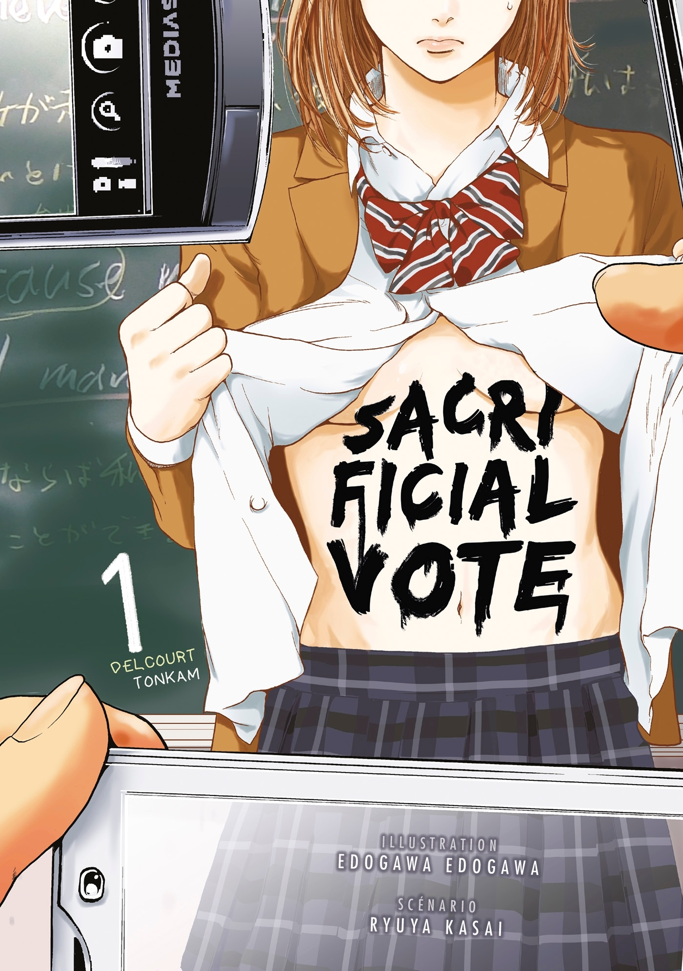 SACRIFICIAL VOTE - T01 - SACRIFICIAL VOTE 01