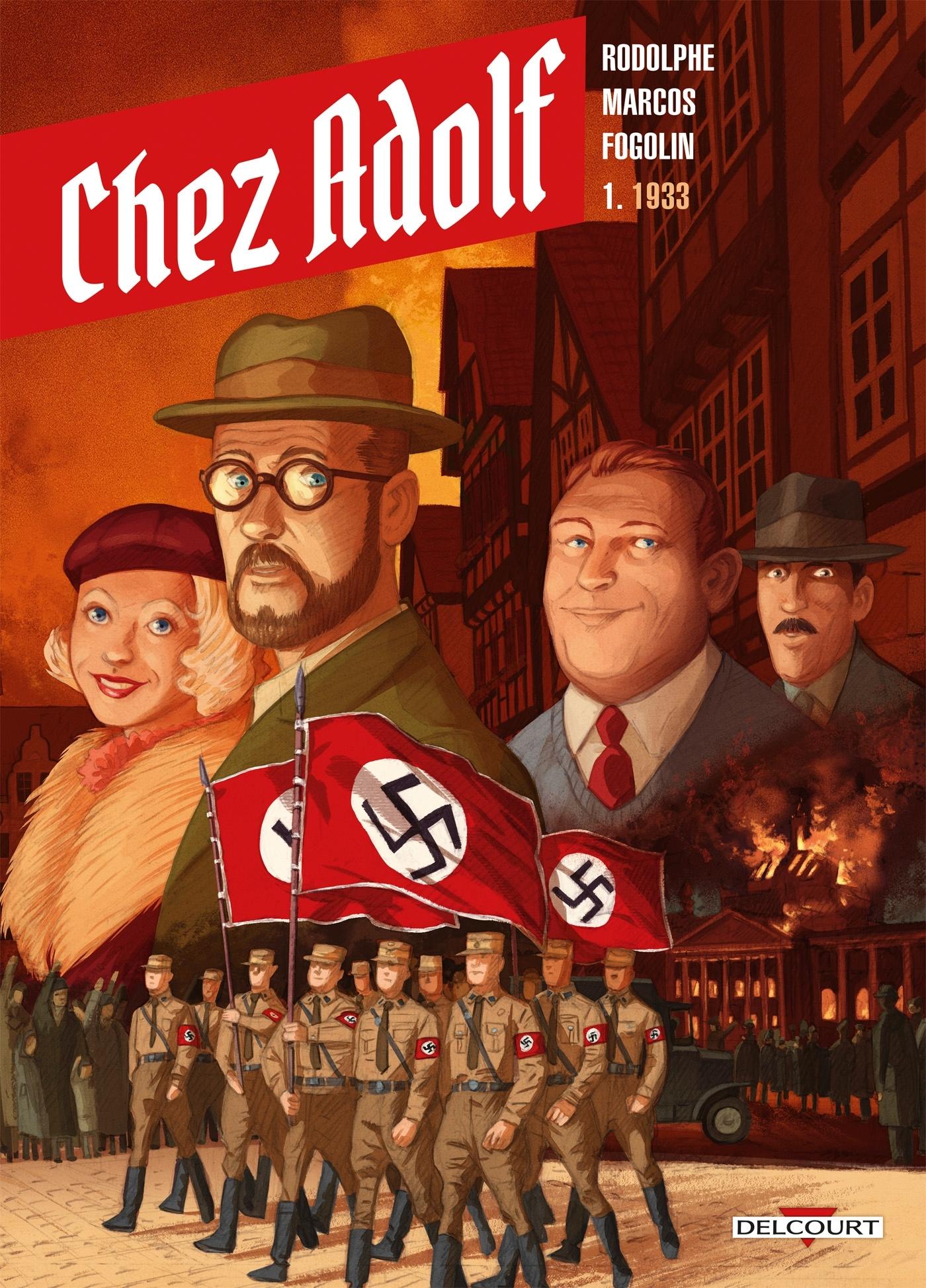 CHEZ ADOLF - T01 - CHEZ ADOLF 01. 1933