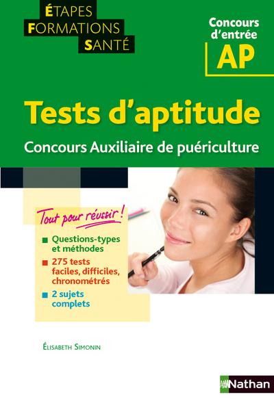 TESTS APTIT AUXIL PUERICULT