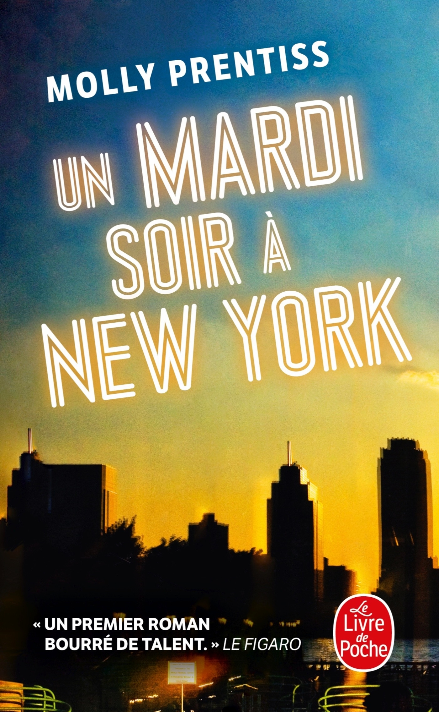 UN MARDI SOIR A NEW-YORK