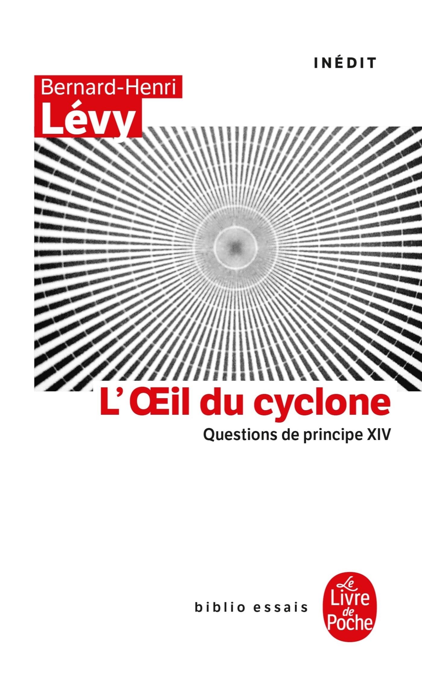 T14 - L'OEIL DU CYCLONE (QUESTIONS DE PRINCIPE, XIV)