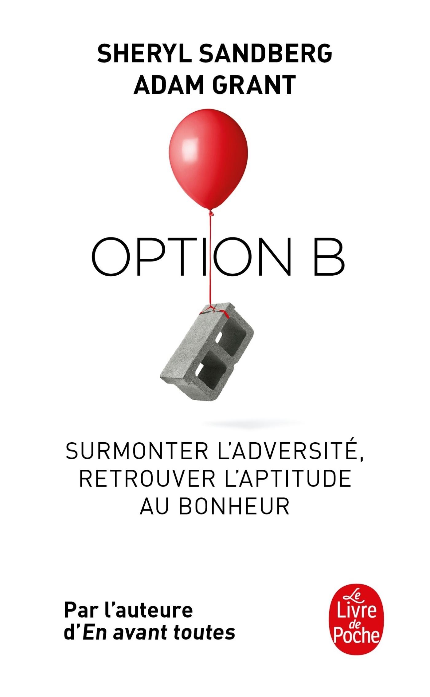 OPTION B - SURMONTER L'ADVERSITE, RETROUVER L'APTITUDE AU BONHEUR
