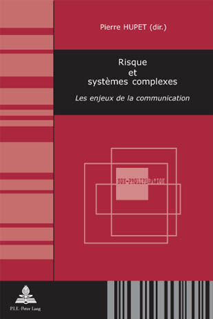 RISQUE ET SYSTEMES COMPLEXES