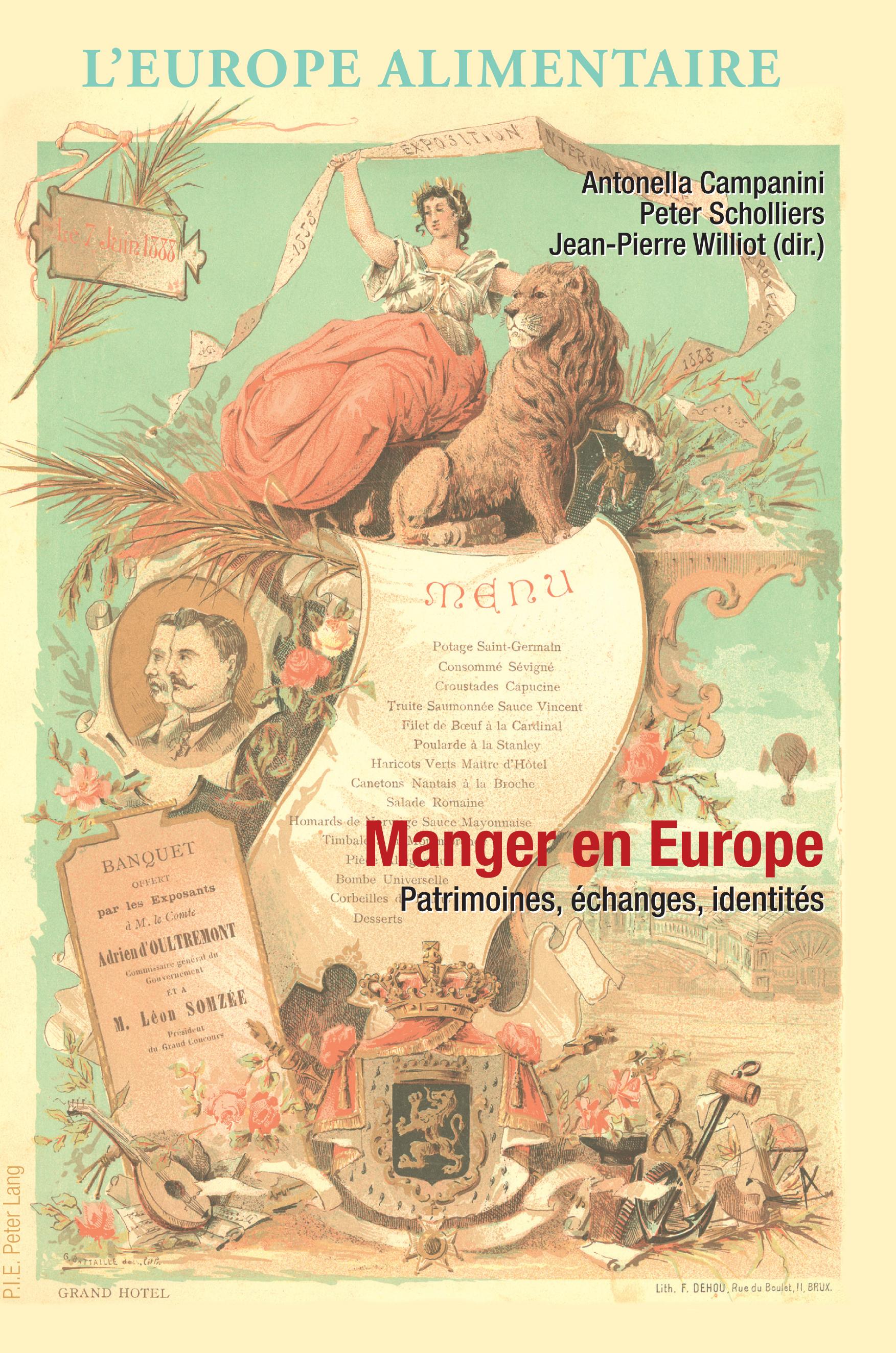 MANGER EN EUROPE