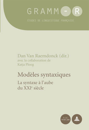 MODELES SYNTAXIQUES