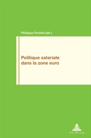 POLITIQUE SALARIALE DANS LA ZONE EURO