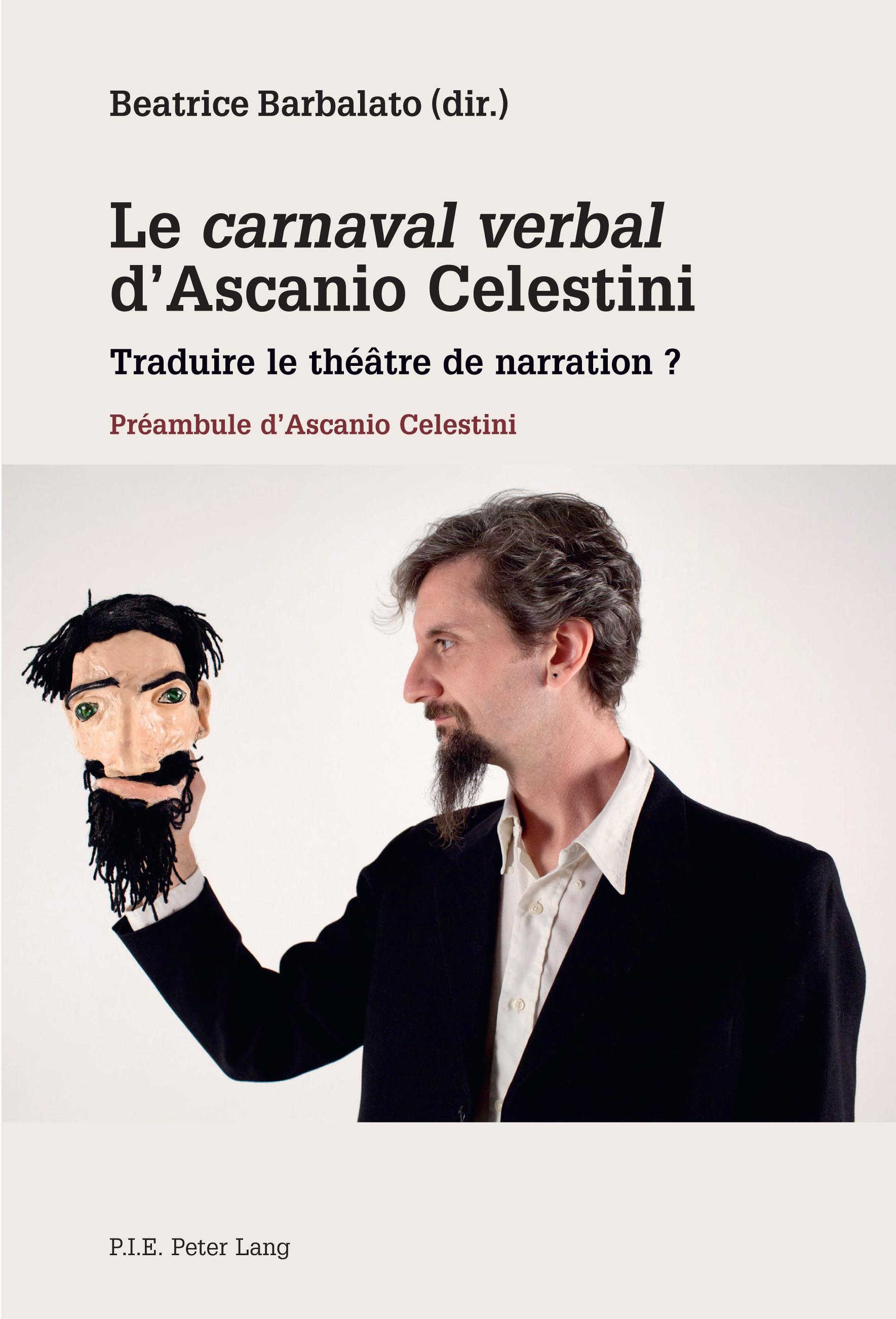 LE CARNAVAL VERBAL D'ASCANIO CELESTINI