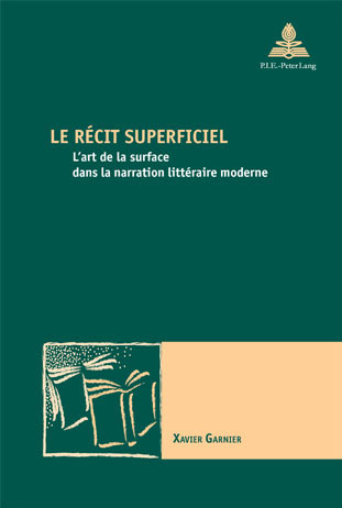LE RECIT SUPERFICIEL