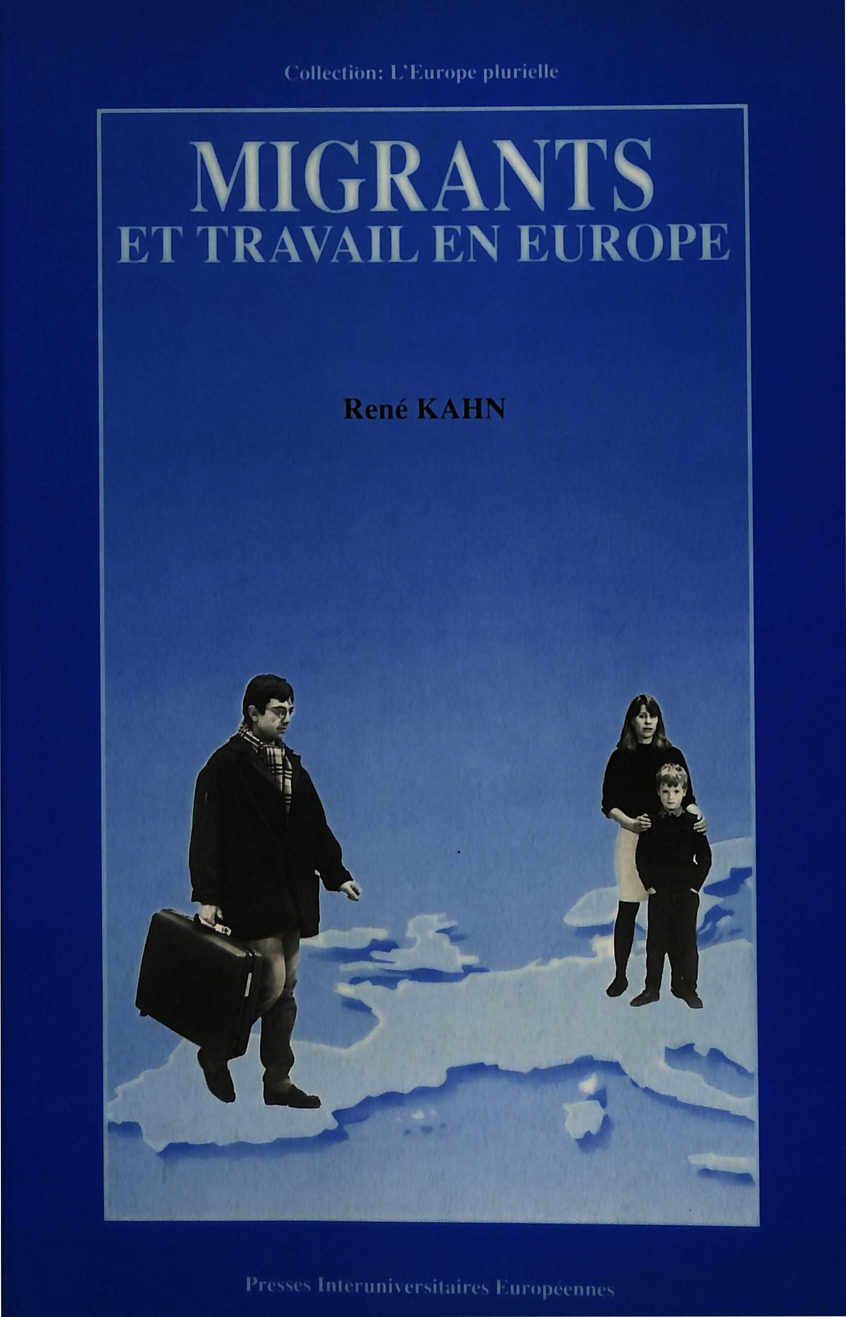 MIGRANTS ET TRAVAIL EN EUROPE
