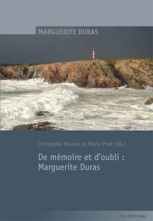 DE MEMOIRE ET D'OUBLI: MARGUERITE DURAS