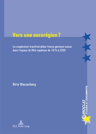 VERS UNE EUROREGION?