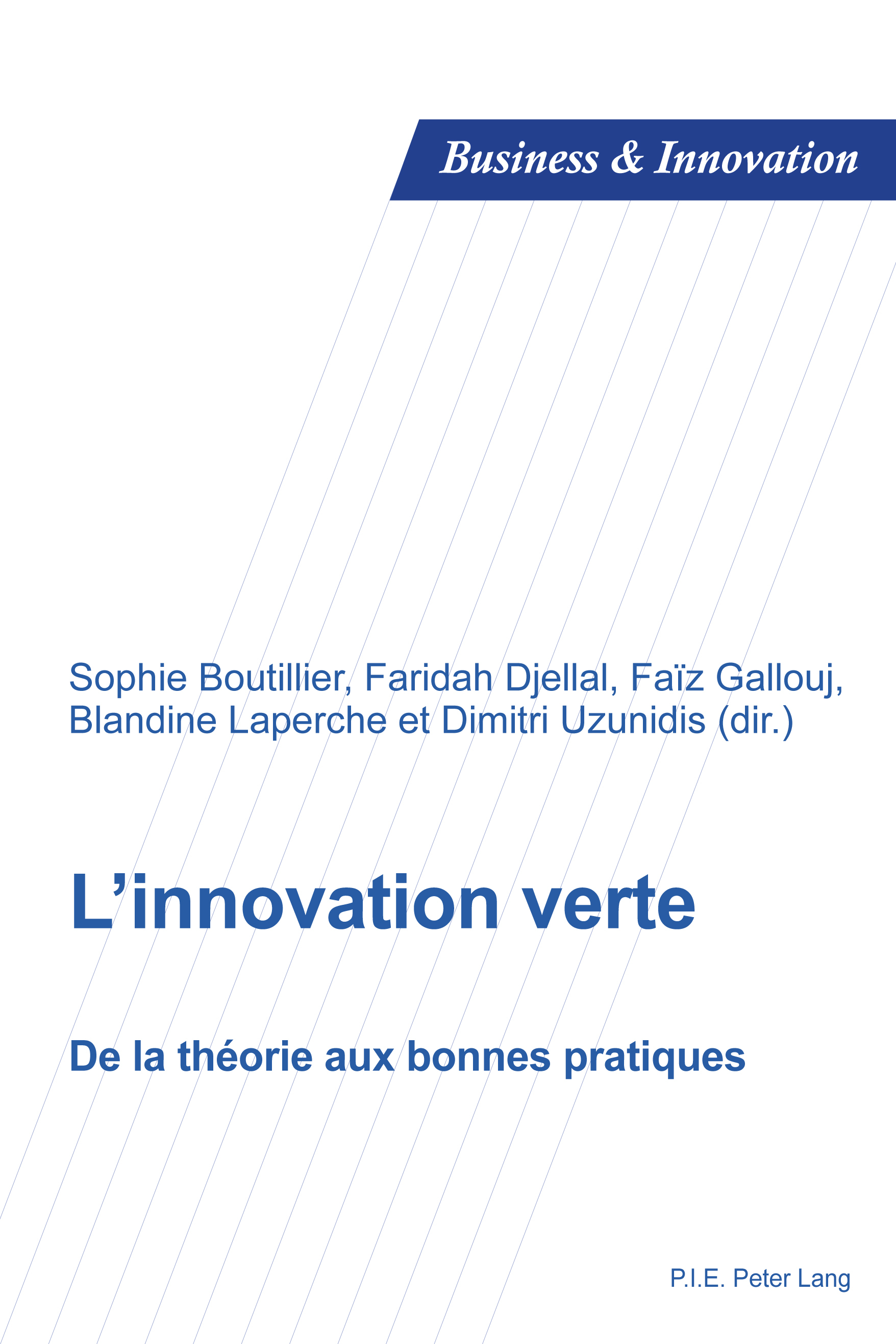 L'INNOVATION VERTE