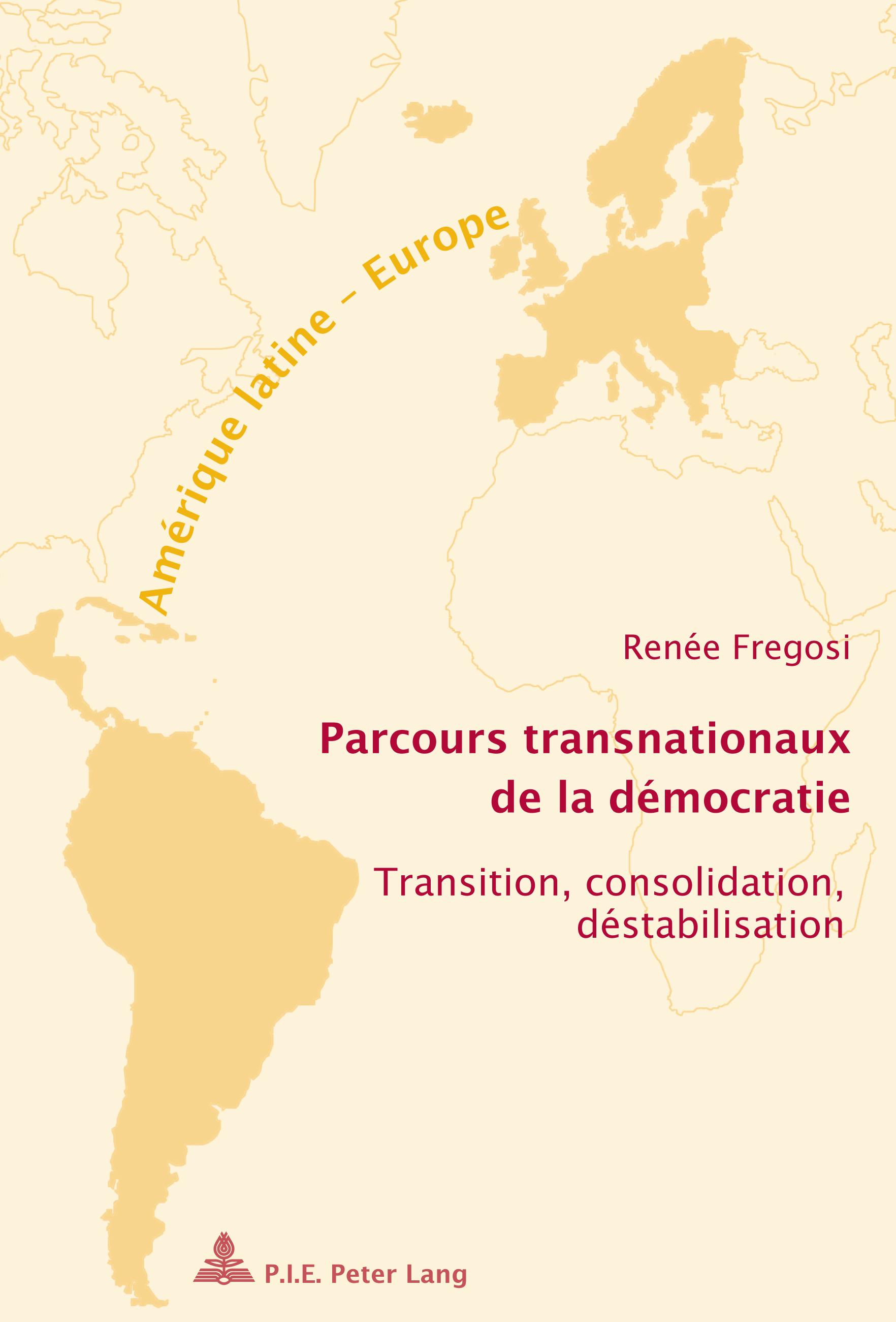 PARCOURS TRANSNATIONAUX DE LA DEMOCRATIE