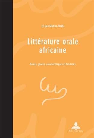 LITTERATURE ORALE AFRICAINE
