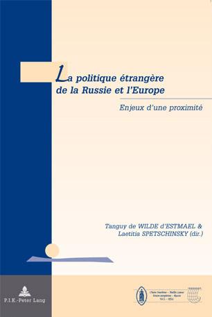 LA POLITIQUE ETRANGERE DE LA RUSSIE ET L'EUROPE