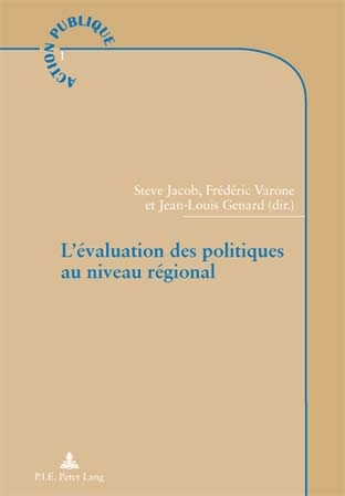 L'EVALUATION DES POLITIQUES AU NIVEAU REGIONAL