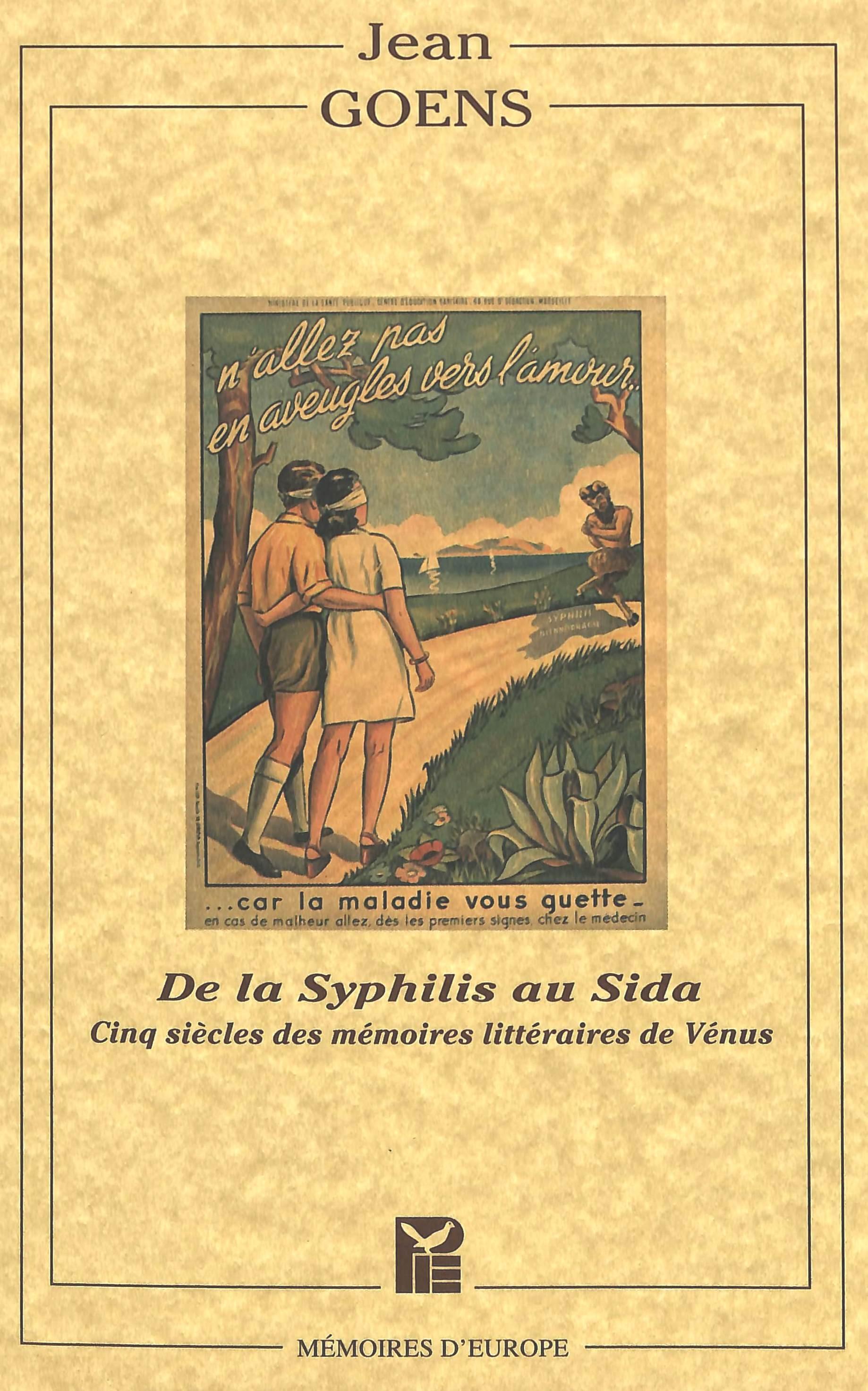 DE LA SYPHILIS AU SIDA