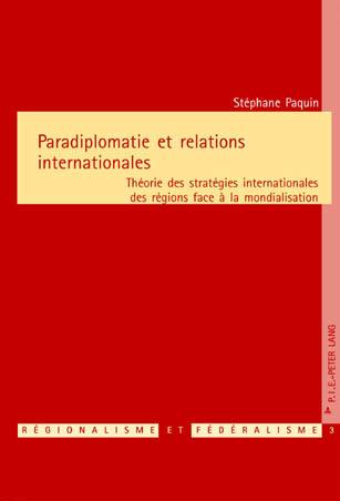 PARADIPLOMATIE ET RELATIONS INTERNATIONALES