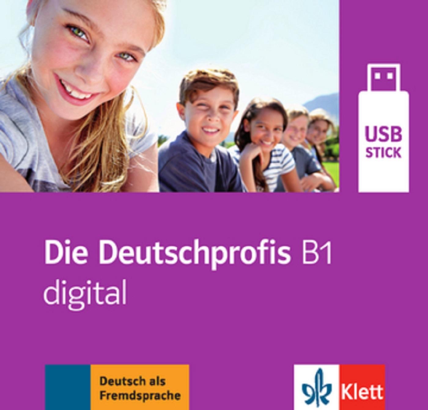 DIE DETSCHPROFIS B1 - CLE USB