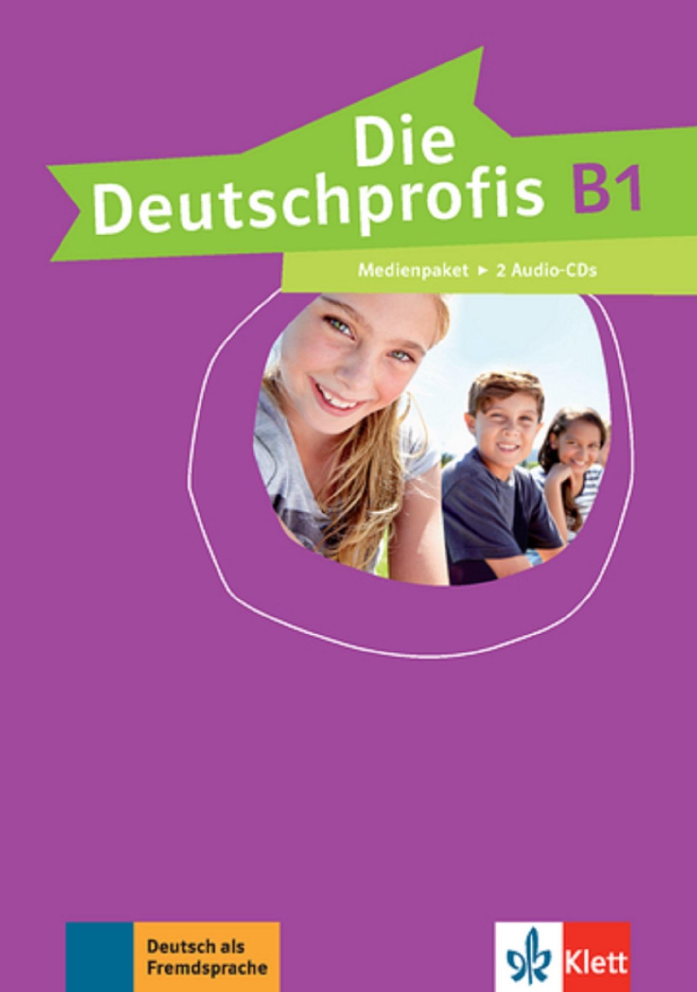 DIE DEUTSCHPROFIS B1 - PACK CD