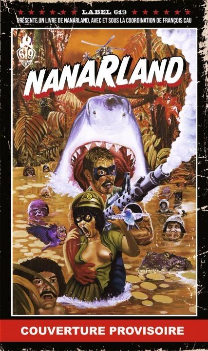 NANARLAND LE LIVRE DES MAUVAIS FILMS SYMPATHIQUES-EPISODE 2