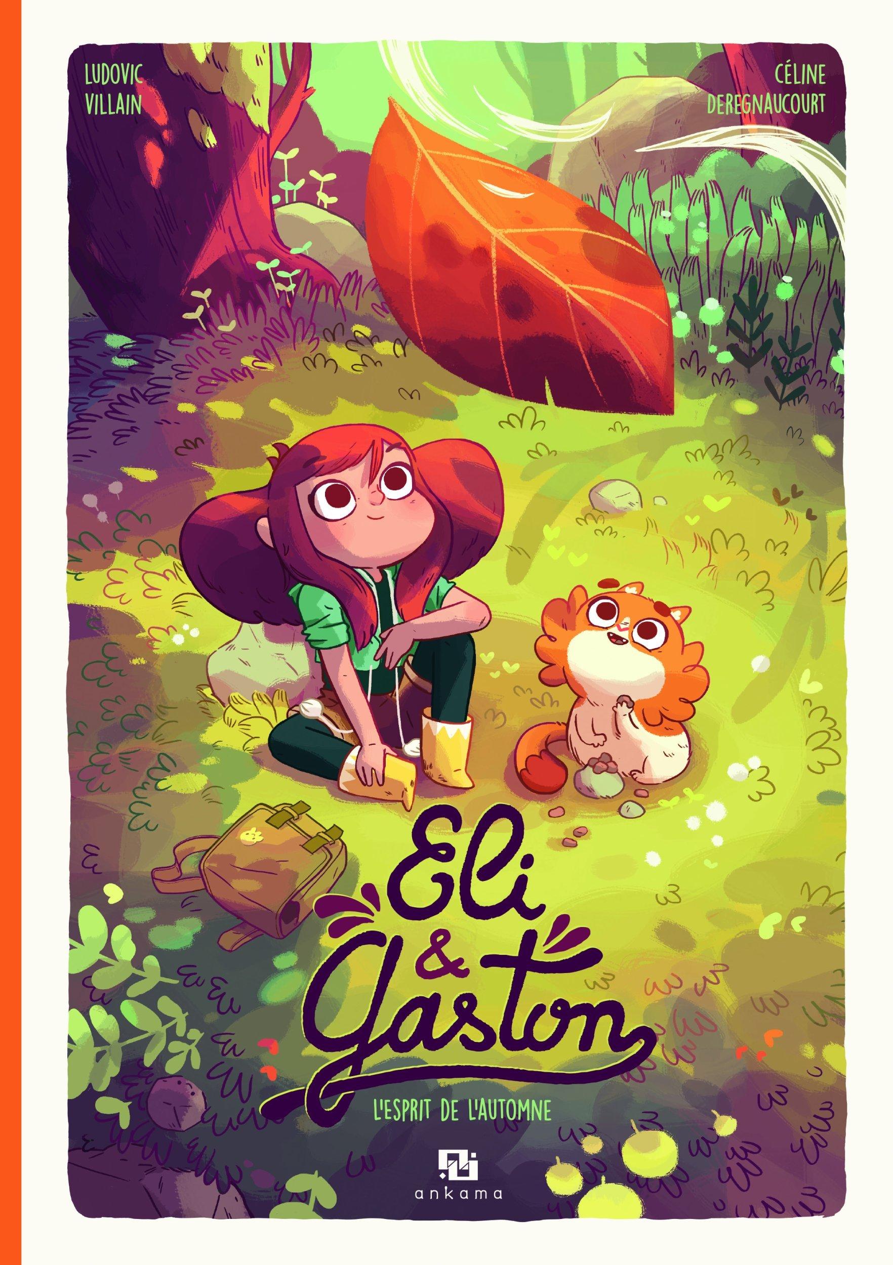 ELI & GASTON T01:L'ESPRIT DE L'AUTOMNE