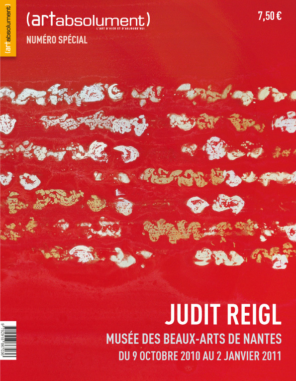 JUDIT REIGL - MUSEE DES BEAUX-ARTS DE NANTES