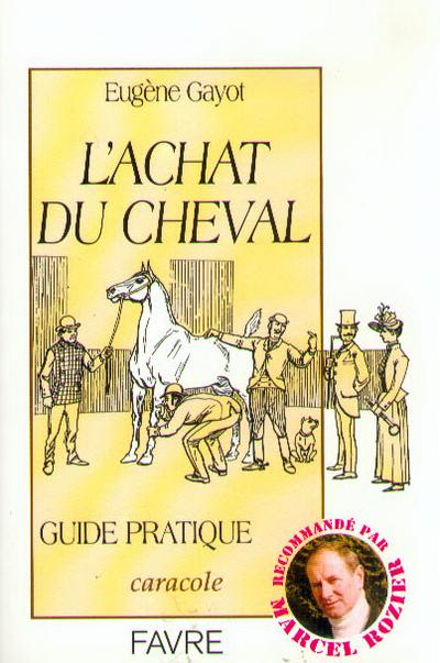 L'ACHAT DU CHEVAL