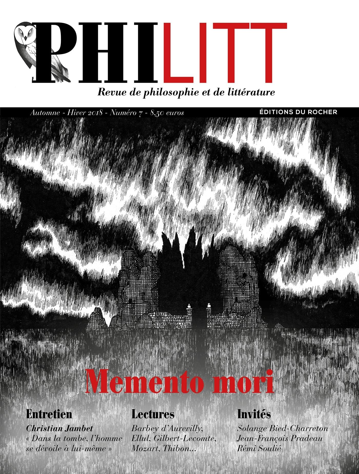 PHILITT N 7 - MEMENTO MORI