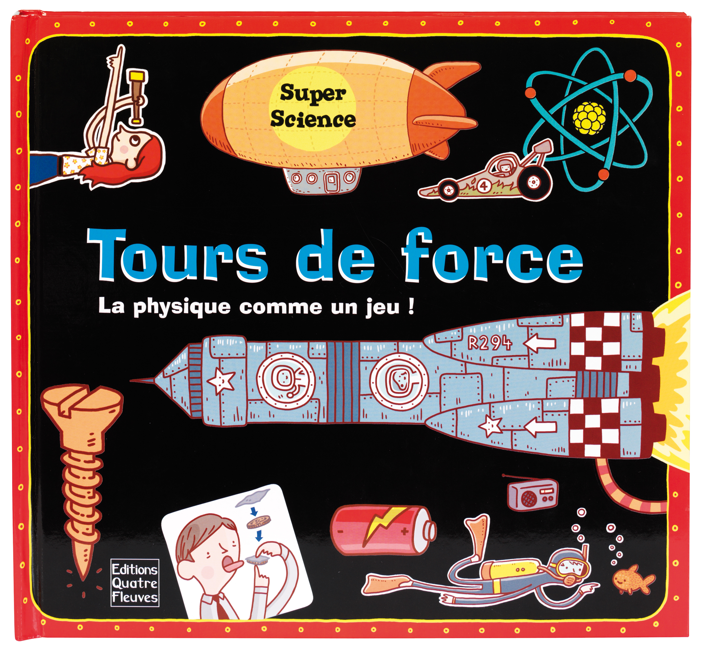 TOURS DE FORCE