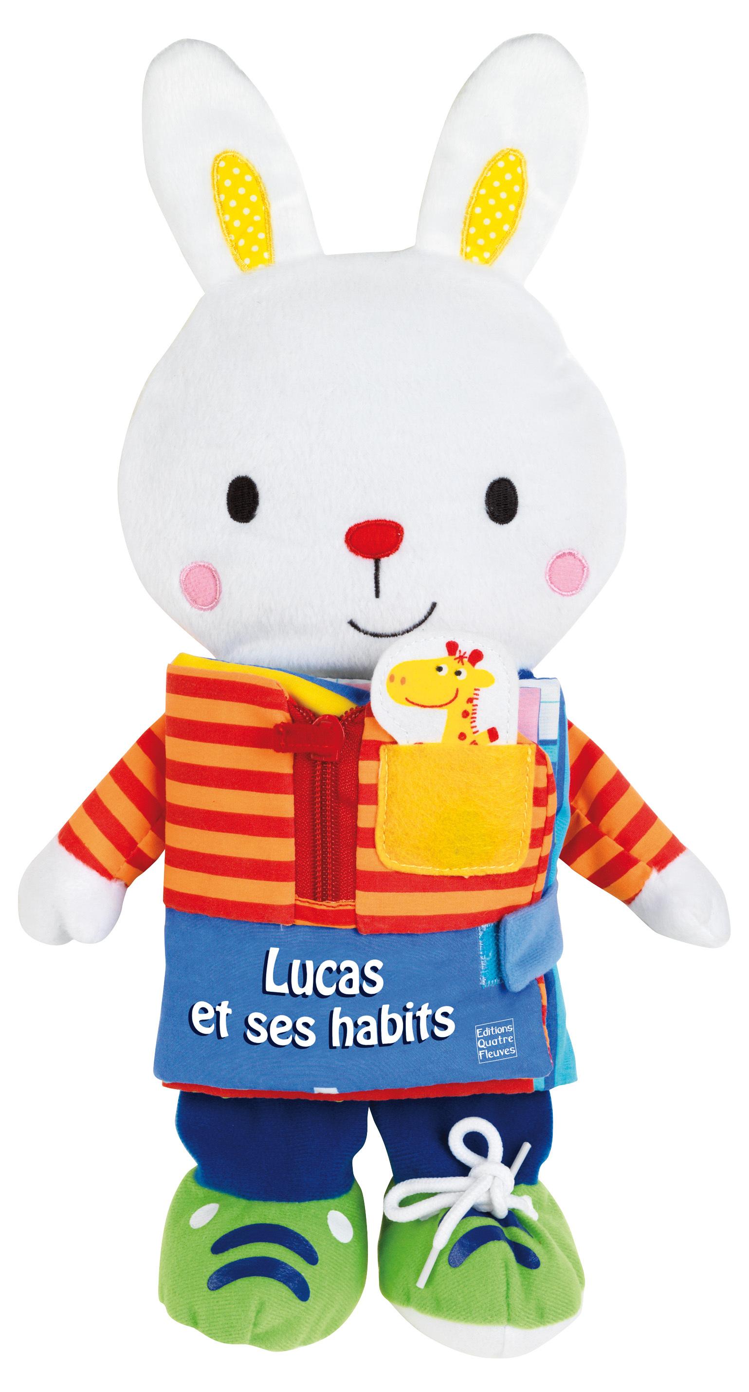 LUCAS ET SES HABITS
