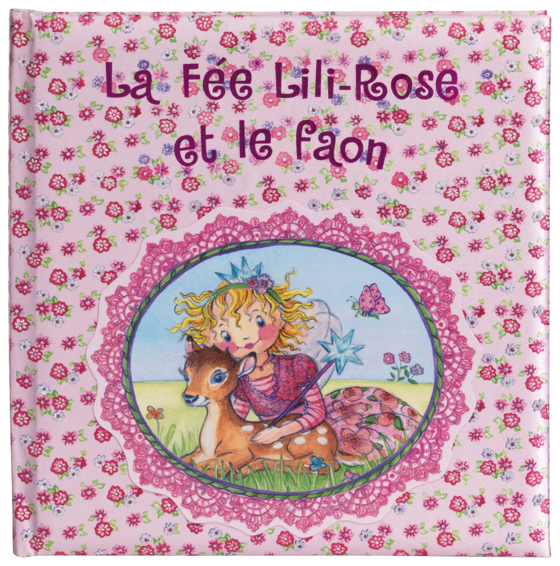 LA FEE LILI-ROSE ET LE FAON