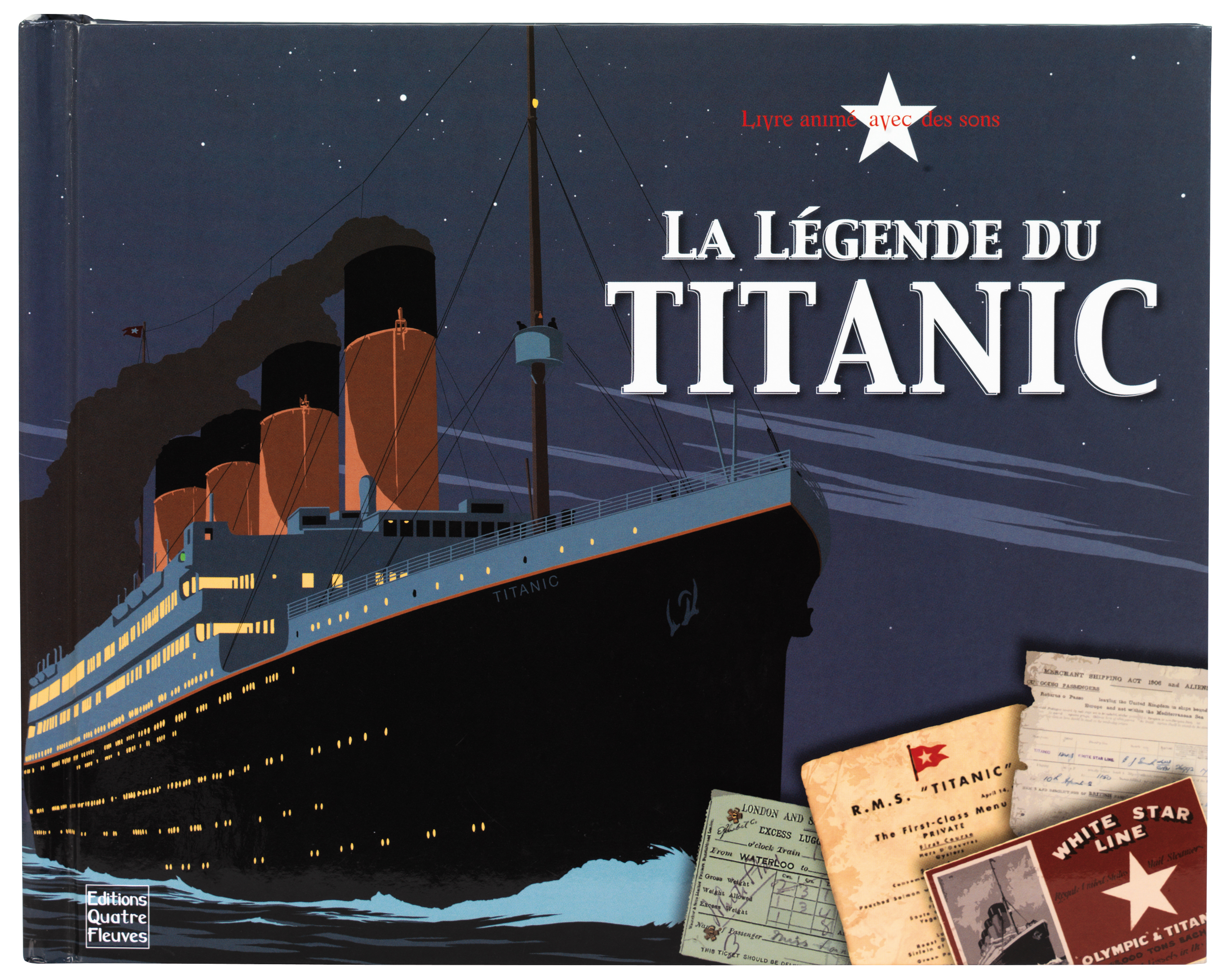 LA LEGENDE DU TITANIC