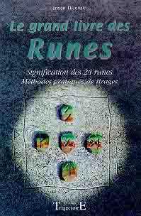 GRAND LIVRE DES RUNES - SIGNIFICATIONS