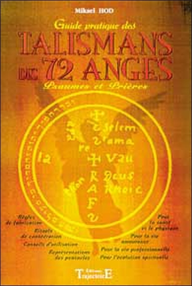 GUIDE PRAT. TALISMANS DES 72 ANGES