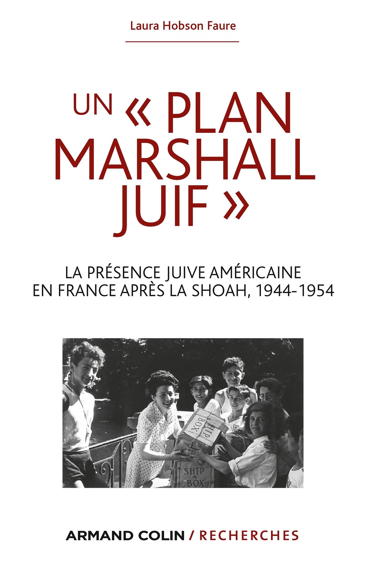 UN  PLAN MARSHALL  JUIF