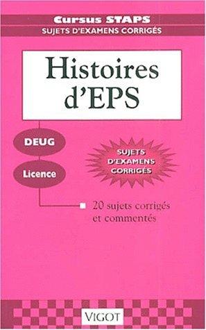 HISTOIRES D'EPS