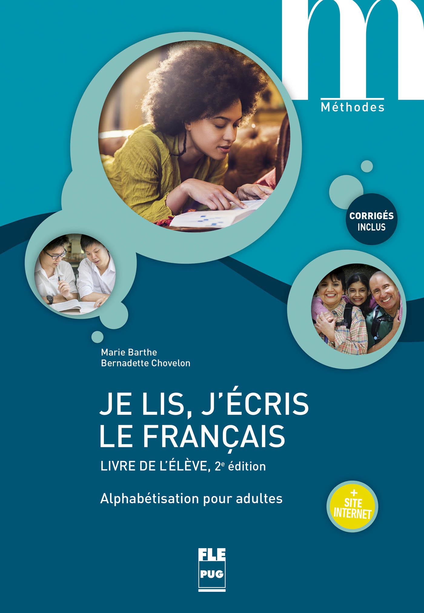 JE LIS, J'ECRIS LE FRANCAIS- LIVRE DE L'ELEVE - 2E  EDITION