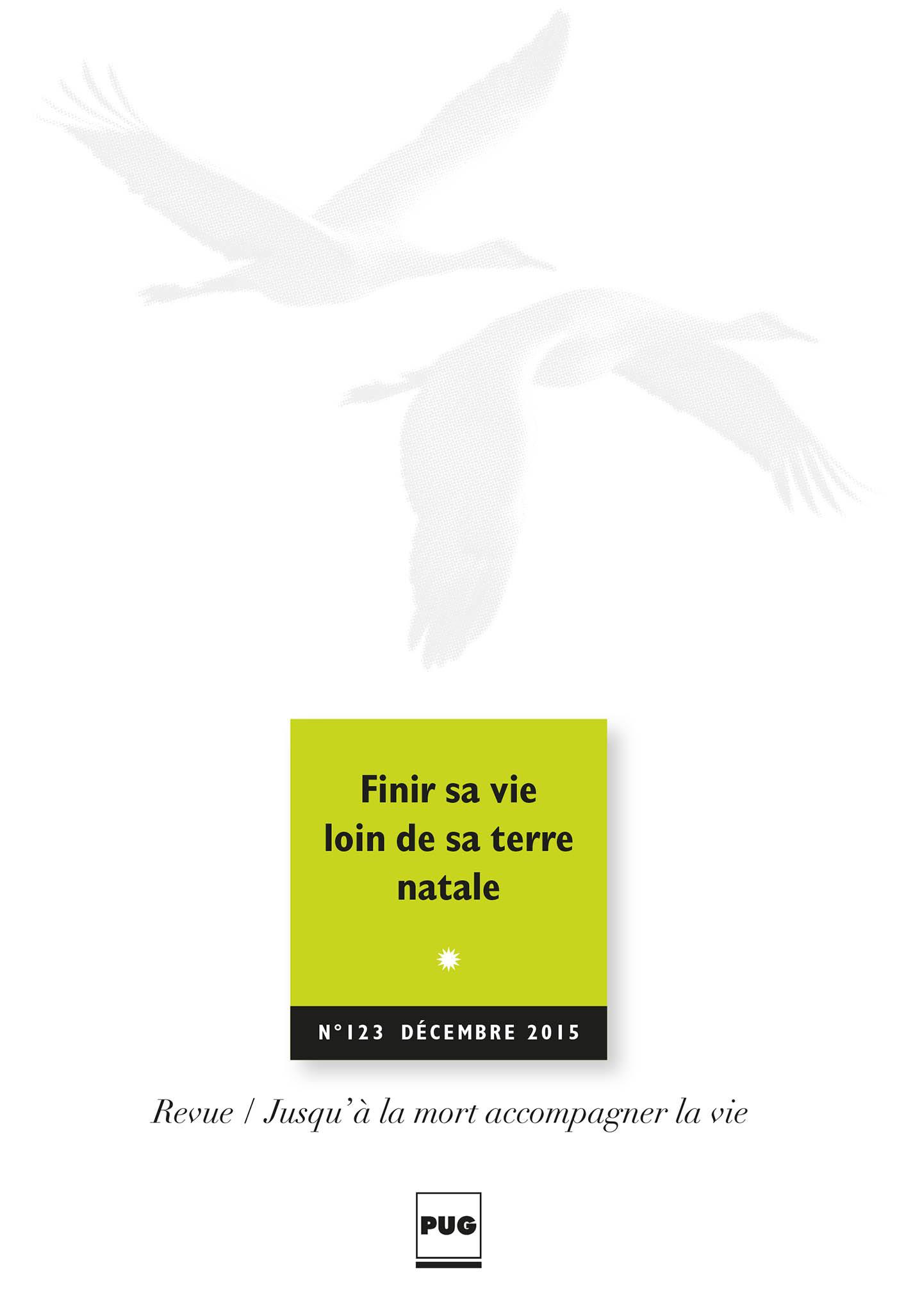 JALMALV - FINIR SA VIE LOIN DE SA TERRE NATALE - N123