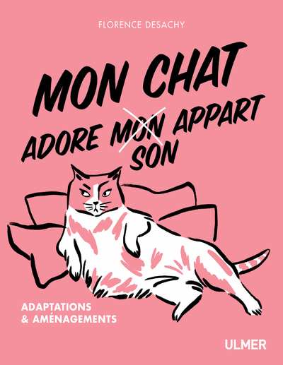 MON CHAT ADORE MON/SON APPART
